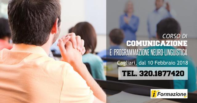 Corso di Comunicazione e Programmazione Neuro-Linguistica Cagliari