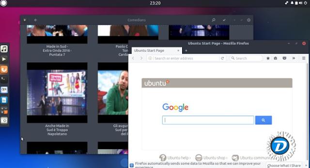 Ubuntu Budgie Desktop 16.04