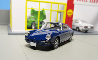 Tomica Limited Vintage Porsche 911