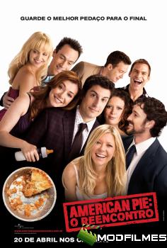 Capa do Filme American Pie: O Reencontro