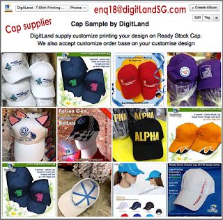 Cap sample supply by DigitLand