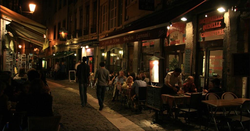 Restaurant Fameux Lyon