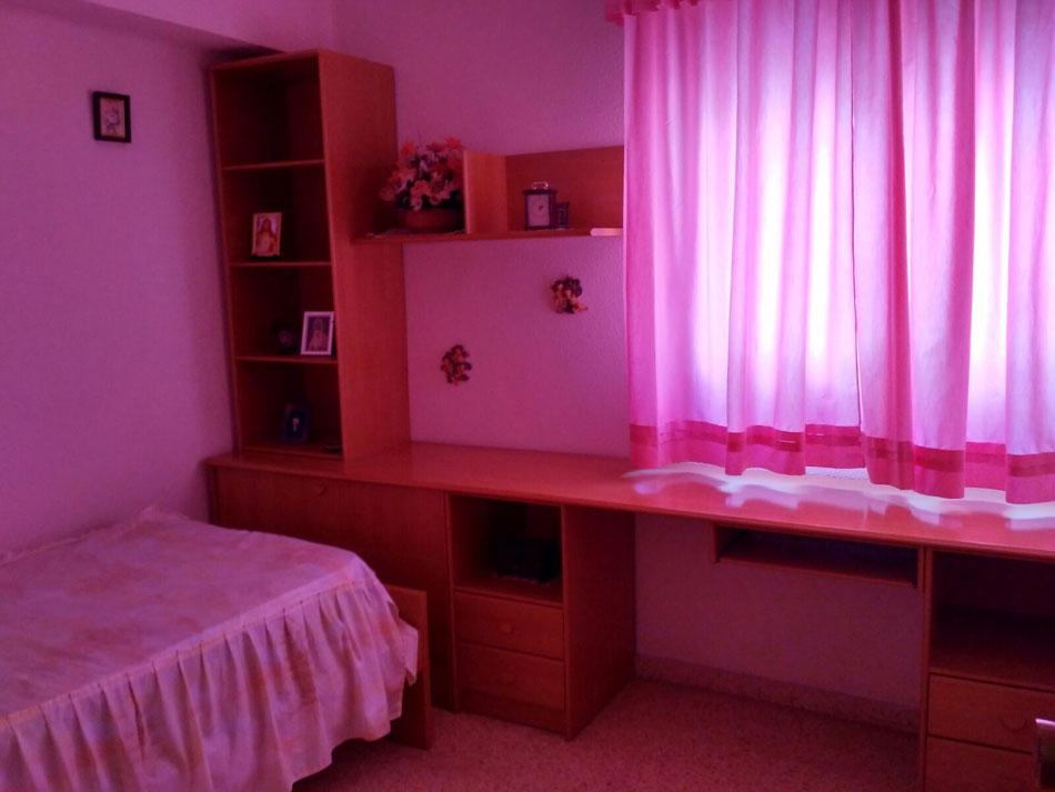 piso en venta calle pintor lopez castellon dormitorio