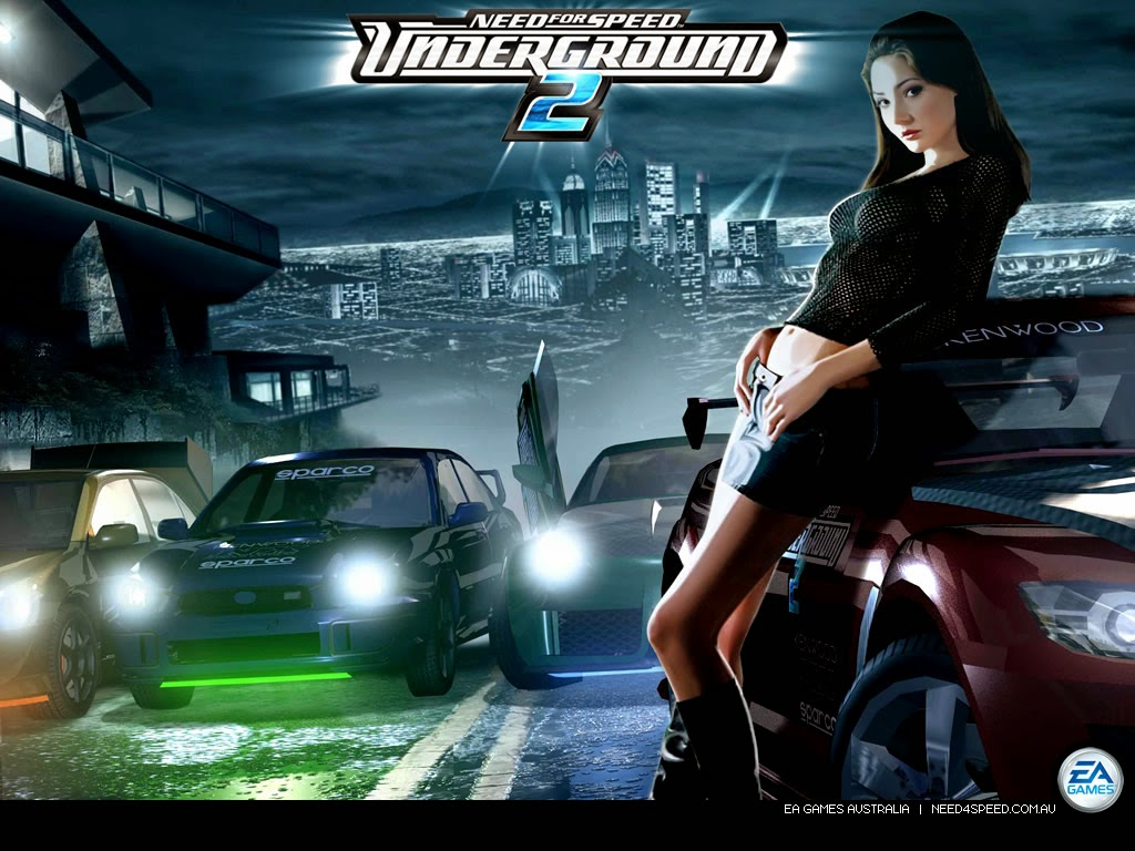All Cheat Game On PC : NEED FOR SPEED UNDERGROUND CHEAT