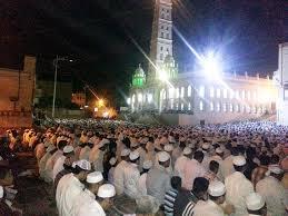 Ramadhan di Kota Tarim Yaman