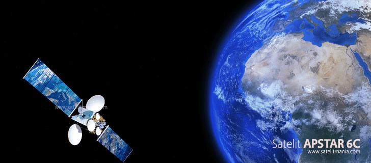 Inilah Daftar Frekuensi Parabola Pada Satelit Apstar 6C