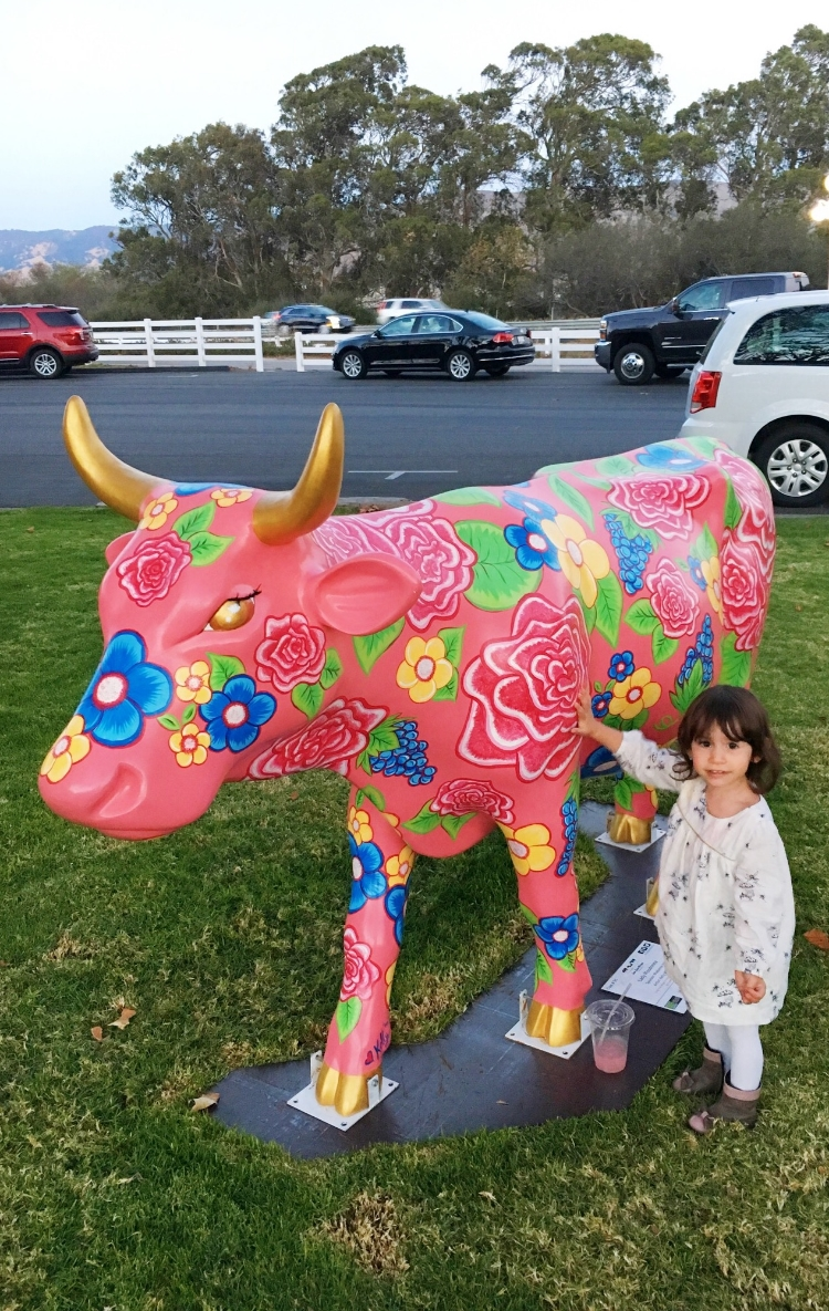 SLO cow parade