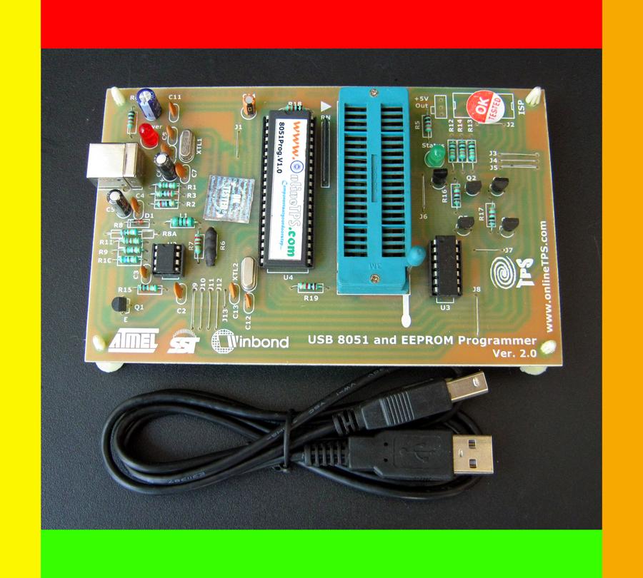 Eeprom Programmer Circuit Eeprom Programmer