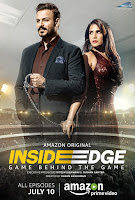 Inside Edge Season 1 Complete 720p Hindi HDRip ESubs Download