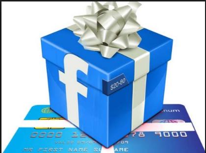 Send Gift Through Facebook