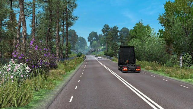 ets 2 new summer v2.9 screenshots 1