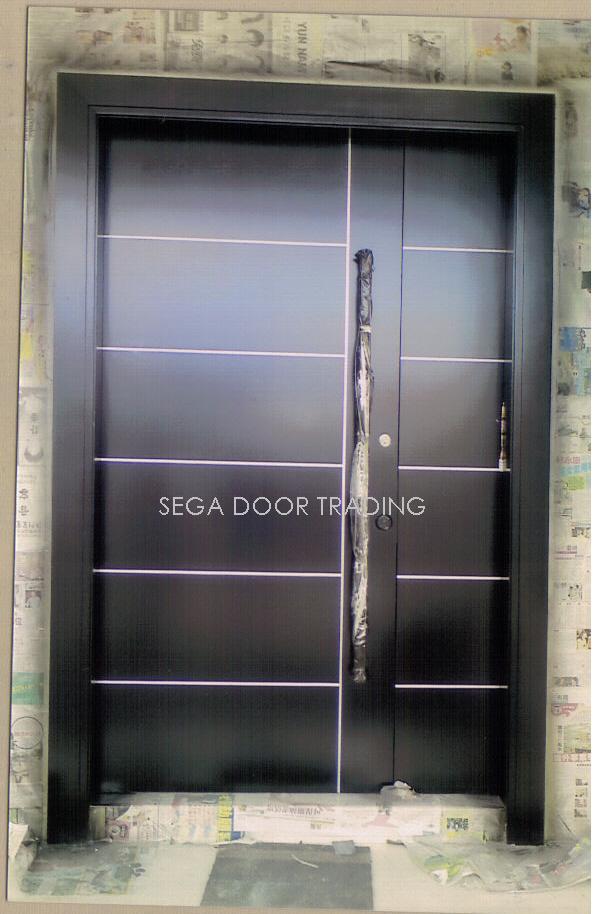 Sega Door Trading One Amp Half Leaf Door