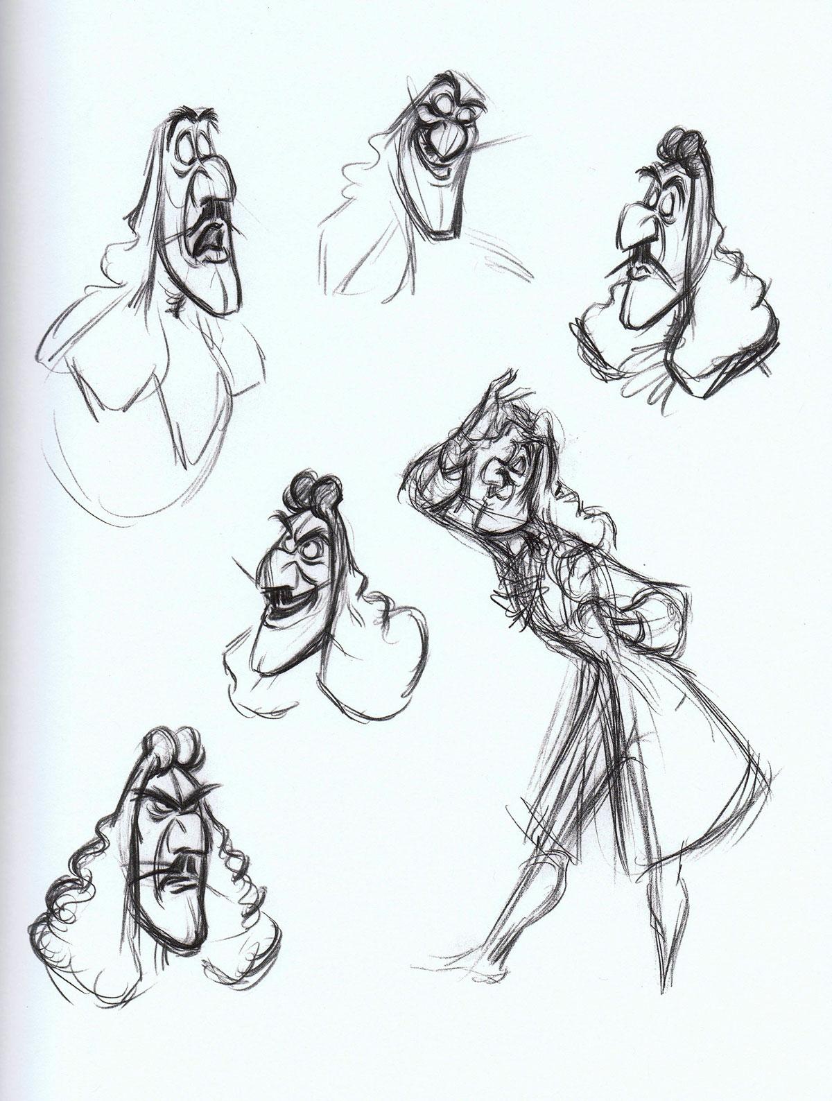 Actionysis Disney S Peter Pan Sketchbook