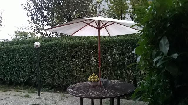 quadrilocale con giardino in vendita Torre Boldone Via Lombardia 21