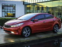2017 Kia Forte5 SX Car Review