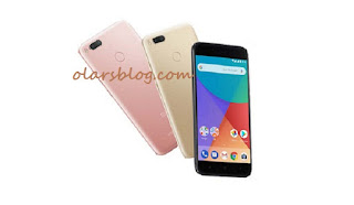 Xiaomi Mi A1 Android Phone Designed by Google with dual camera,4GB plus 64GB See Full specifications & price