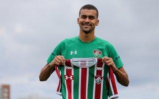 Fluminense anuncia zagueiro Léo Santos ex Corinthians