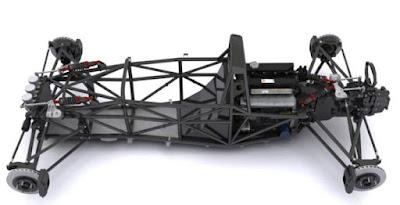 Tubular Space Frame