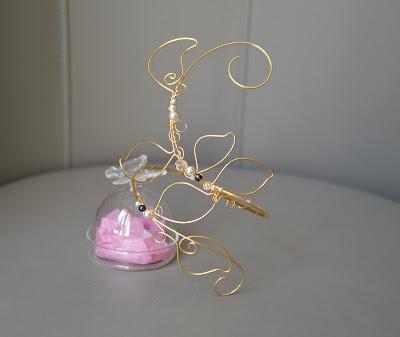 bijou cheville plaqué or, wire anklet