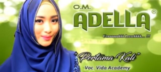 Download Lagu MP3 - Pertama Kali - Koplo Om. Adella Fida D'Academy