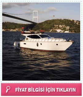 İstanbul Boğaz Tekne Turu