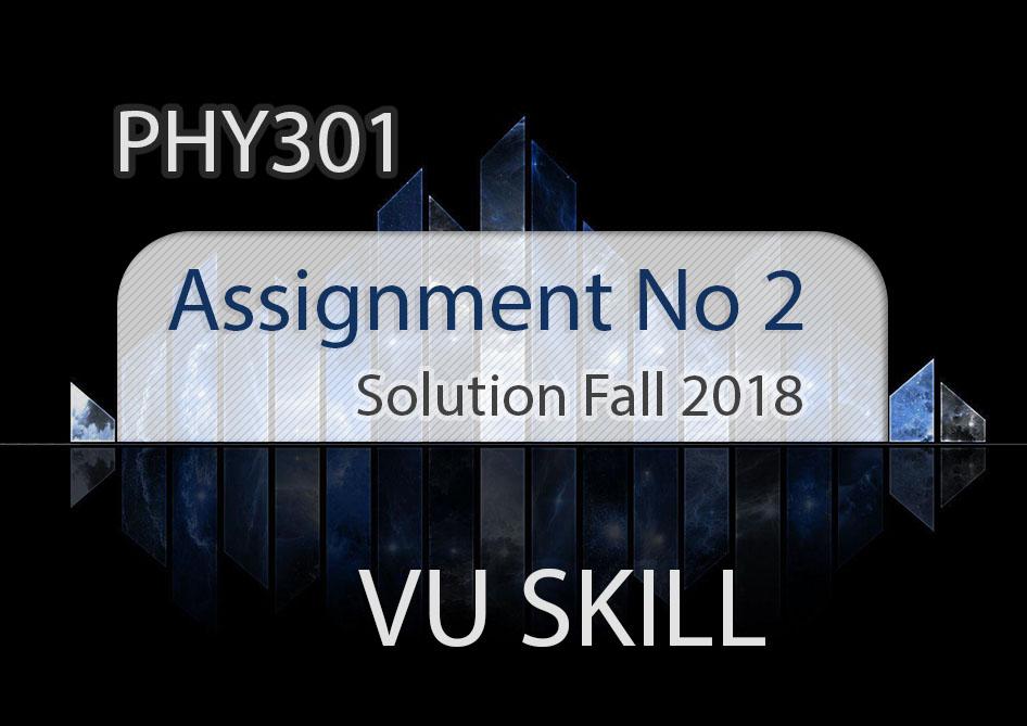 vu assignments