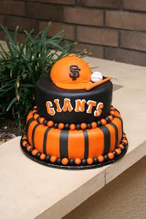 Cakes By Narleen Kristel Giants Groom S Cake