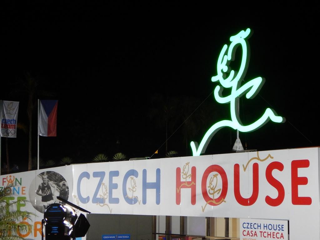 Casa da República Tcheca