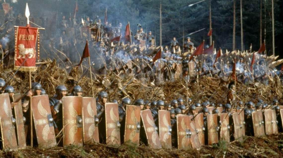 Imperio romano y su ejercito