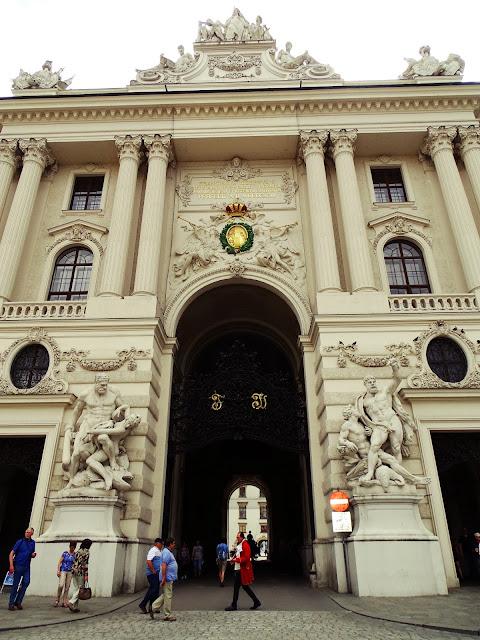 Zwiedzanie Wiednia