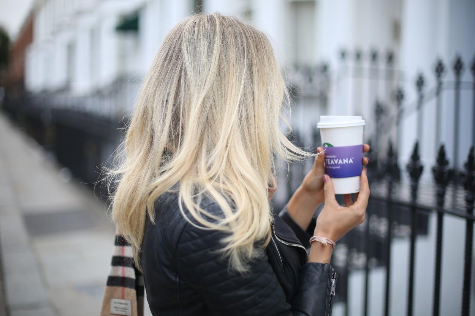 starbucks teavana latte