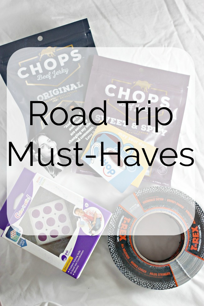 Road Trip Must-Haves