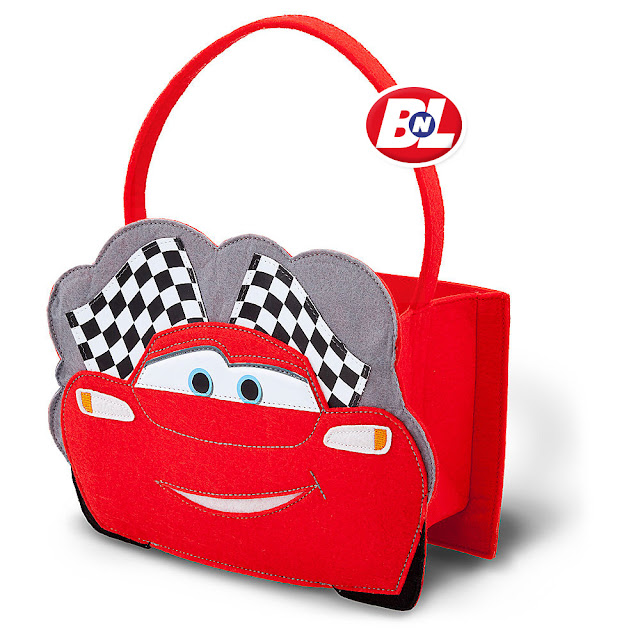 Welcome On Buy N Large Cars 2 Lightning Mcqueen Silver: WELCOME ON BUY N LARGE: Cars: Lightning McQueen Trick Or