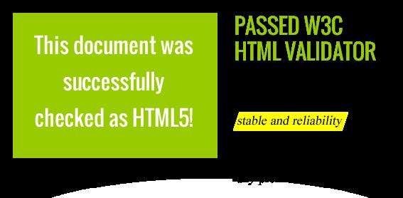 Passed W3C Validator - Maginess – Flexible Magazine WordPress Theme