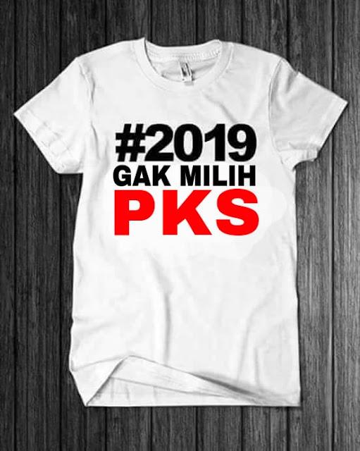 2019 tenggelamkan pks
