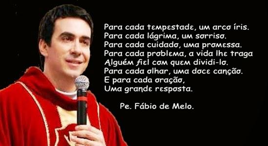 Padre Fabio De Melo Frases E Pensamentos