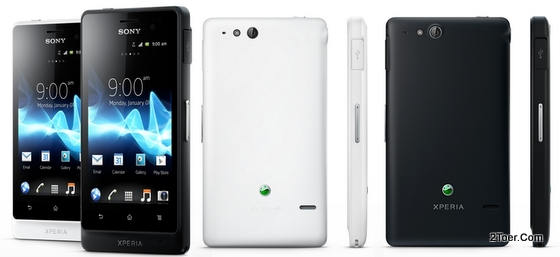 Sony Xperia go ST27i/ ST27a Factory Reset Open Cover Case