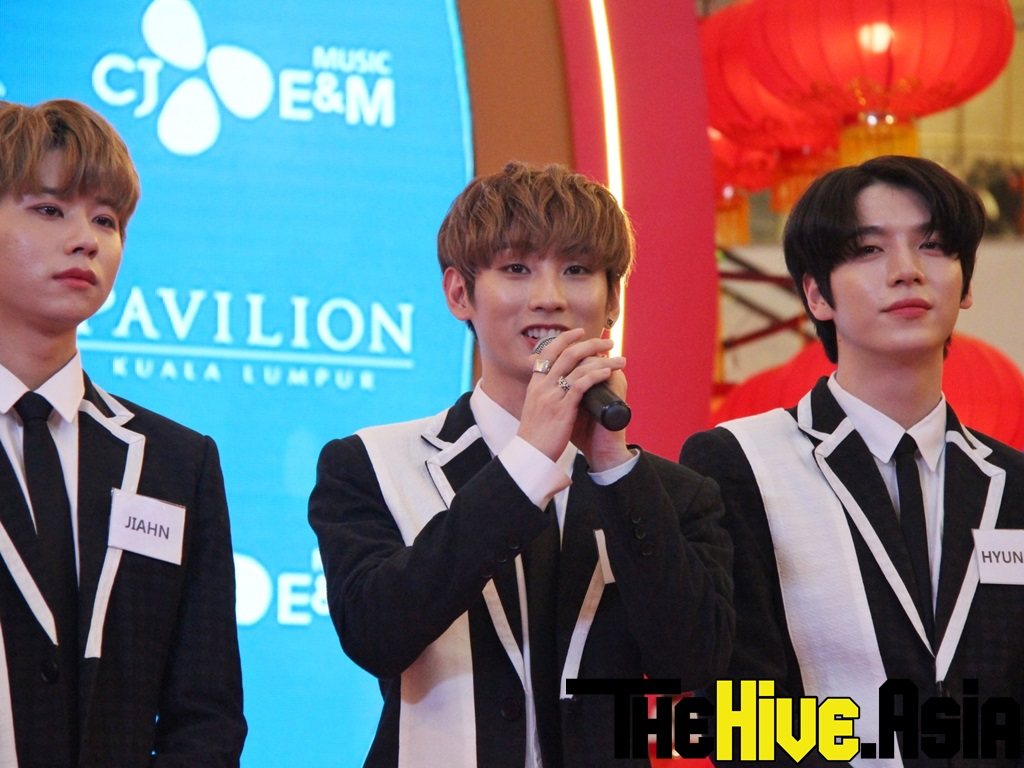 In2it S Isaac Returns To Malaysia For K Pop Group S First Showcase Thehive Asia