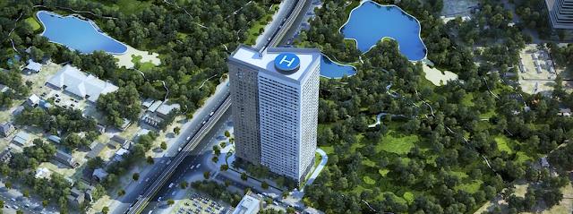 Tổng thể dự án FLC 36 Phạm Hùng
