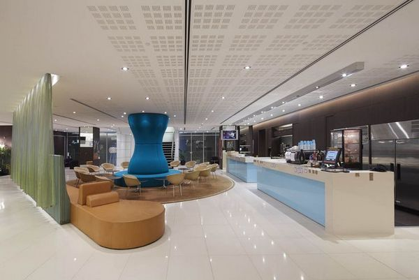 commercial office design toronto