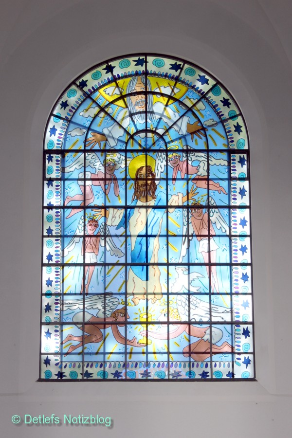 Fenster Essen detlefs notizblog kreuzeskirche in der essener innenstadt