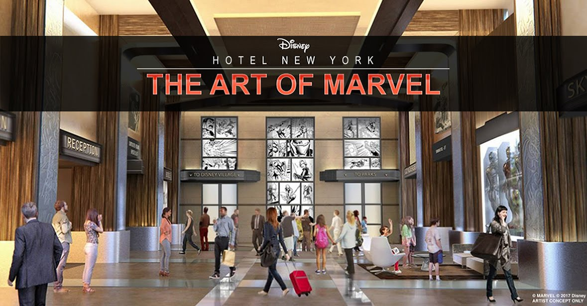 Dlp Update Permit Validated For The New The Art Of Marvel Hotel