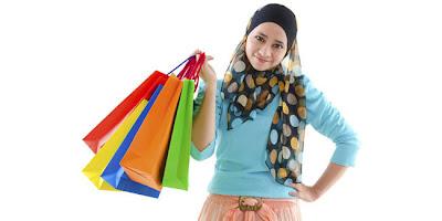 Tetap Hemat Meski Gonta-Ganti Model Hijab