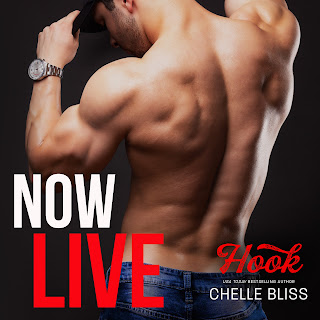 ARC Review + Blog Tour: Hook by Chelle Bliss