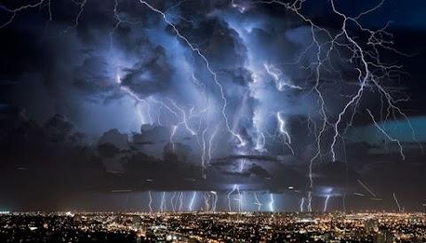 Catatumbo Şimşekleri; Dinmeyen Fırtına