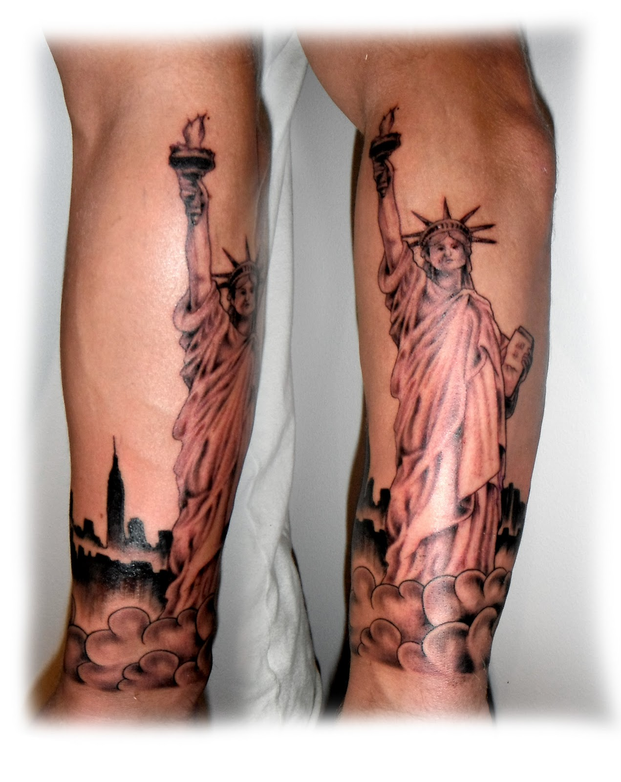 INK TATTOO: New York New Yoooork