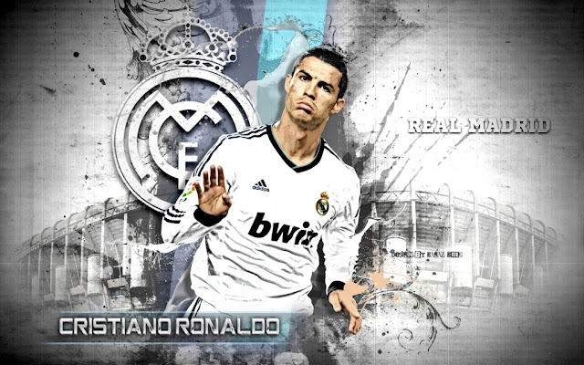 Cristiano ronaldo-Real madrid