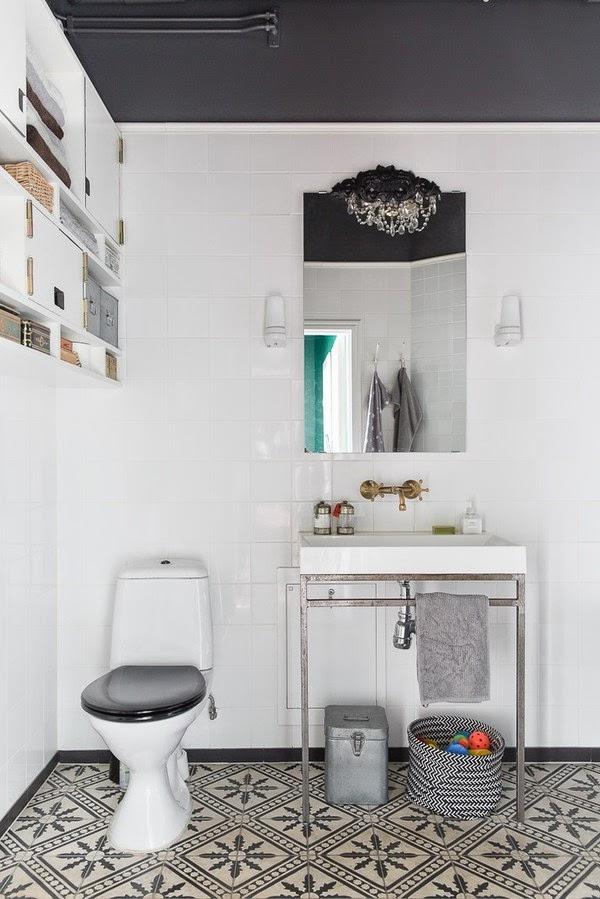my scandinavian home a stunning malm home. Black Bedroom Furniture Sets. Home Design Ideas