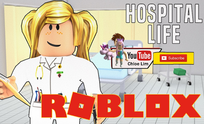 Chloe Tuber Roblox Hospital Life Gameplay Role Playing As
