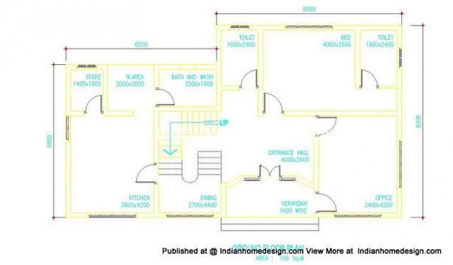 2200 Square Feet Kerala House Plans House Plans